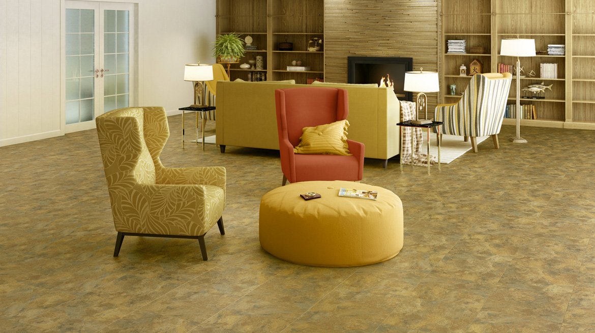 Floating tile floor system products